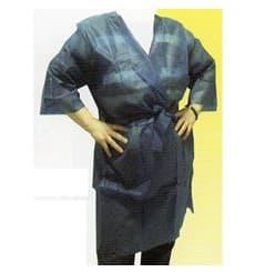 Bata Kimono pp., c/Cintas y Bolsillo 100 Uds.