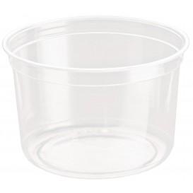 Tarrina de Plastico rPET DeliGourmet 16 Oz/473ml (50 Uds)