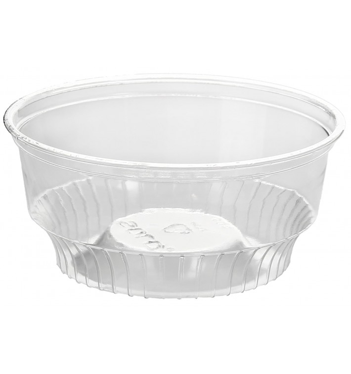 Tarrina PET Cristal Solo® 5Oz/150ml Ø9,2cm (50 Uds)