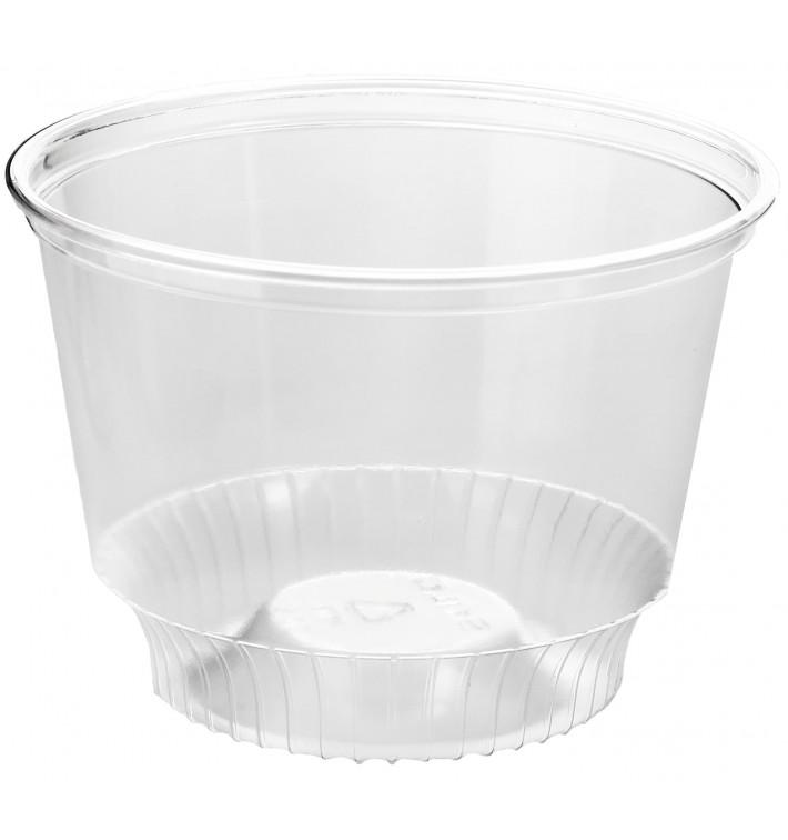 Tarrina PET Cristal Solo® 8Oz/240ml Ø9,2cm (1000 Uds)