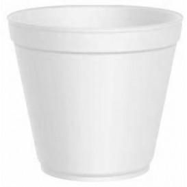 Tarrina Termico Foam Blanco 20 Oz/600ml Ø11,7cm (500 Uds)