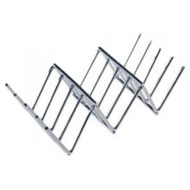 Soporte para Bocadillos de Acero 118x51x37mm (1 Ud)
