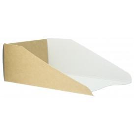 Envase de Cartón para Gofres 16x10cm (800 Uds)