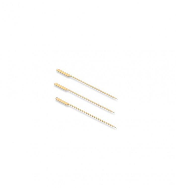 Pinchos Bambu con Agarrador 135 mm (20 Uds)