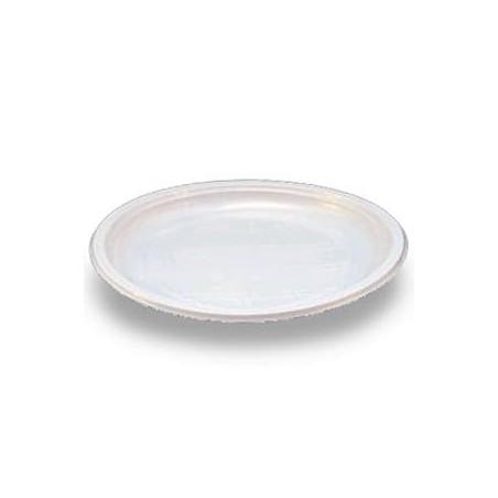 Plato de Plastico Llano 220mm (1.400 Uds)