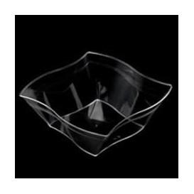 Ensaladera de Plastico Rigido Transp. 170x75mm (3 Uds)
