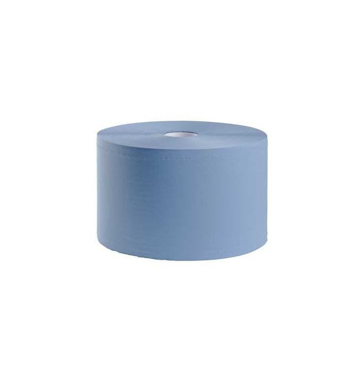 Bobina Industrial Azul Laminada 3 Kg 0,23x332m (2 Uds)