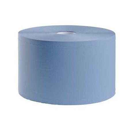 Bobina Industrial Azul Laminada Rec. 3 Kg 0,23x332m (4 Uds)