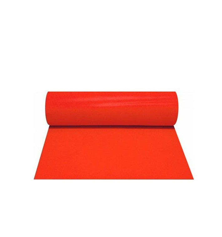 Mantel Camino Novotex 40x100cm Rojo 50g (500 Uds)