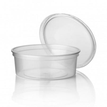 Tarrina de Plastico Transparente 350cc (500Uds)