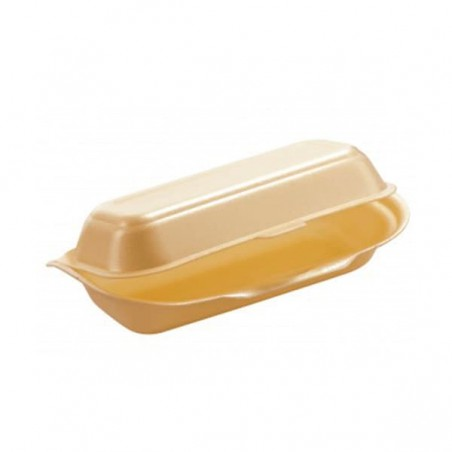 Envase  Foam HotDog (500 Uds)