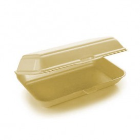 Envase Foam LunchBox 175x140x100mm (500 Uds)