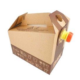 Termo Desechable de Cartón 5.000 ml (1 Uds)