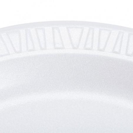 Plato Termico Foam Blanco 260mm (500 Uds)