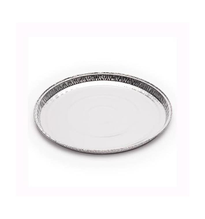 Plato de Aluminio Tarta Santiago 275mm 1150ml (10 Uds)