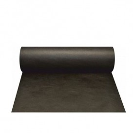 Mantel Rollo Novotex Negro 1x50m 50g P20cm (1 Ud)