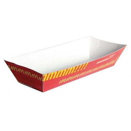 Barqueta HOT DOG 17,0x5,5x3,8cm (800Uds)