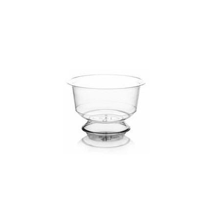 Copa Cocktail o helado de Plastico 150 ml (Caja 600Uds)