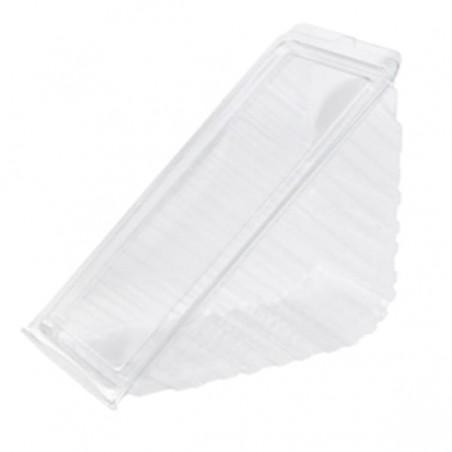 Envase de plastico Sandwich TRIPLE  (Paquete 50 unidades)