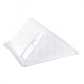 Envase de plastico Sandwich Cuatro 18,5x11,0x8,9cm (400 Uds)