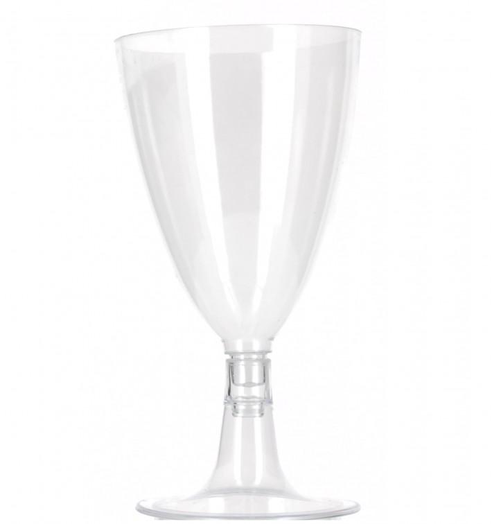 Copa Desechable de Plastico Agua o Vino 140 ml (600 Uds)