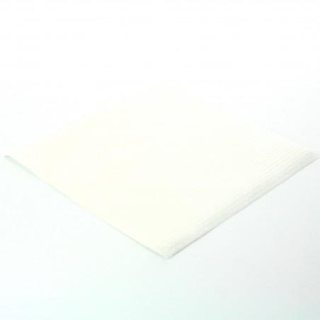 Servilleta de Papel Blanca 33x33 1 Capa Blanca (4.800 Uds)