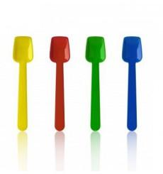 Cucharilla de Plastico para Helados 90mm (10.000 Uds)