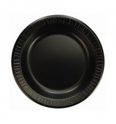 Plato Termico Foam Negro 150 mm (1.000 Uds)