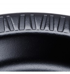 Plato Termico Foam Negro 180 mm (125 Uds)