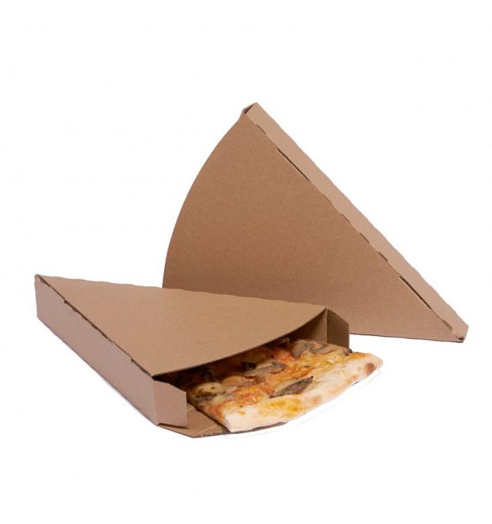 Cuña Porción Pizza Kraft para llevar (350 Uds)