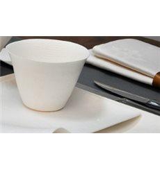 Vaso Wasara Choko Biodegradable 175 ml (100 uds)