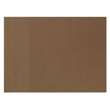 Mantelito de papel 300x400mm 40g Marron (1.000 Uds)