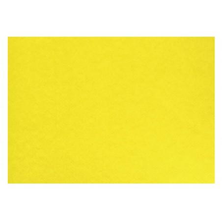 Mantelito de papel 300x400mm 40g Amarillo (1.000 Uds)