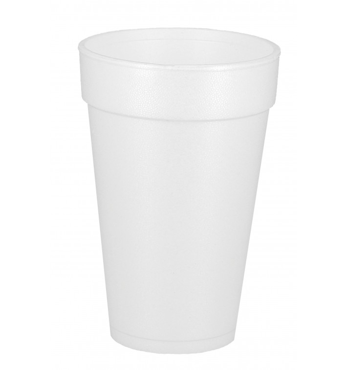 Vaso Termico Foam EPS 16Oz/480 ml (25 Unidades)