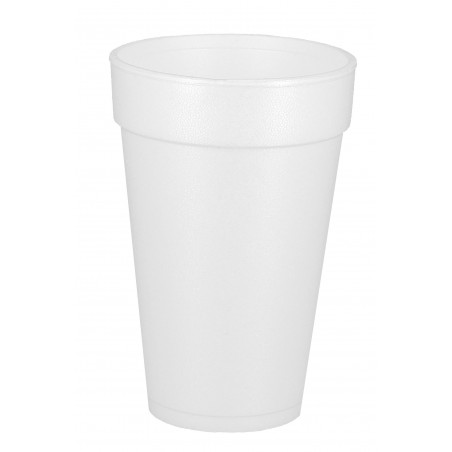 Vaso Termico Foam EPS 16Oz/480ml Ø9,4cm (1000 Uds)
