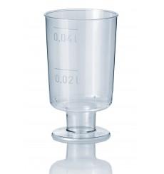 Copa de Plastico de Licor con Pie 40ml (1.400 Uds)
