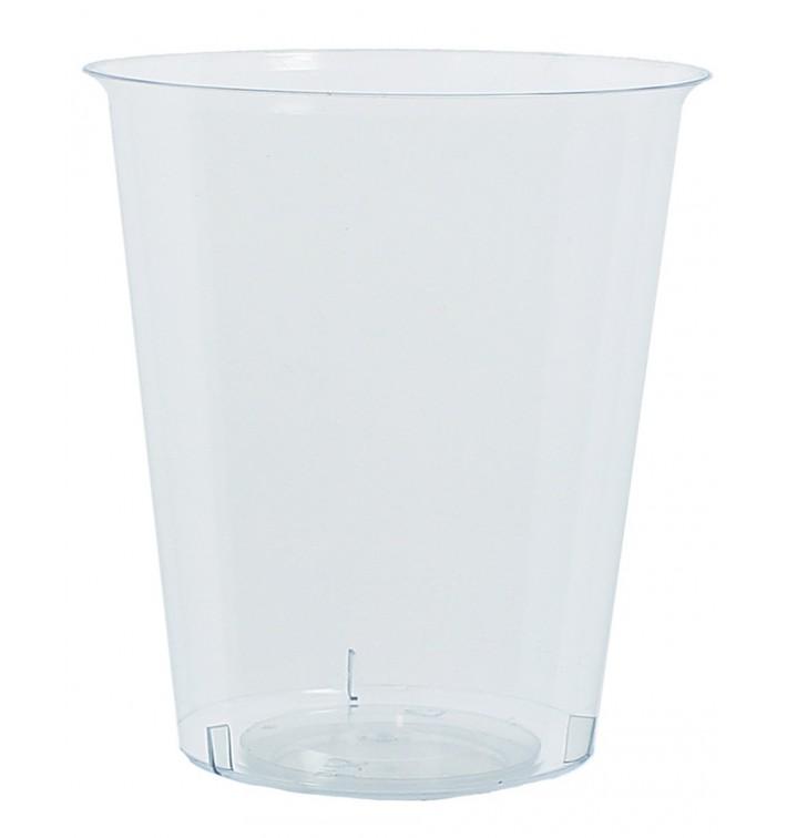Vaso de Plastico Duro PP 480 ml Transparente (25 Uds)