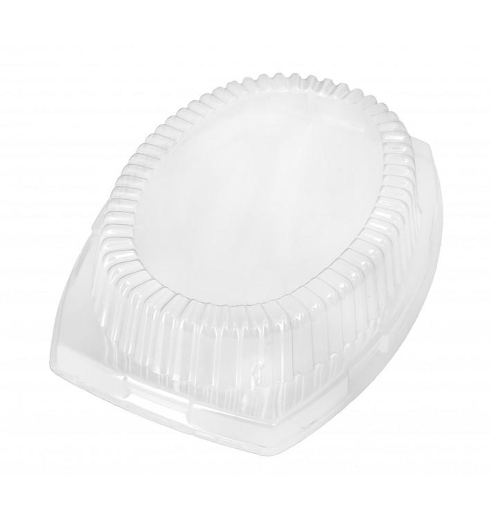 Tapa de Plastico Transparente 230x180 mm (125 Uds)