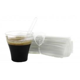 Paletina Enfundada Cafe 105mm Transp. (2.500 Uds)