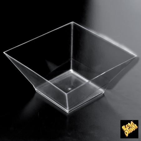 Paquete - Bol Degustacion Medium Transparente 95 ml (12 Unidades)