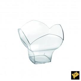 "Bol Degustación Plastico ""Spring Dessert"" Transparente (25 Unidades)"
