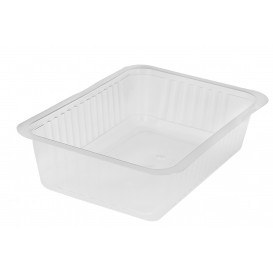 Envase Plastico PP Termosellable 1000ml (100 Uds)