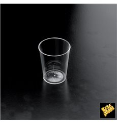 Vaso Conical Transparente 50 ml (500 Uds)