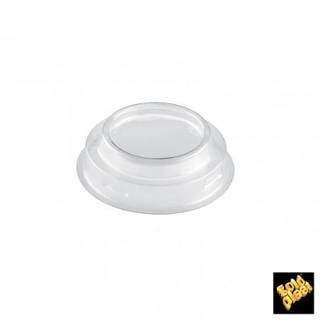 Tapa Vaso Conical Transparente PET Ø5,7 cm (25 Uds)