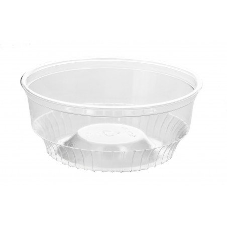 Tarrina PET Cristal Solo® 3,5Oz/100ml Ø8,3cm (1000 Uds)