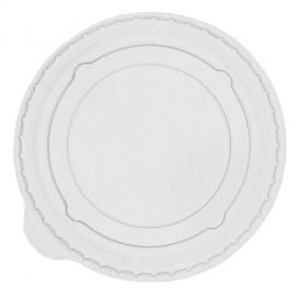 Tapa Plana Cerrada Vaso PET y PLA 265, 364, 425 y 550ml Ø9,5cm (100 Uds)