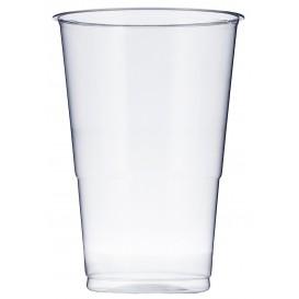 Vaso de Plastico PP Transparente 400 ml (50 Unidades)