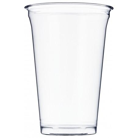 Vaso de Plástico PET 550 ml Ø9,5cm (896 Uds)