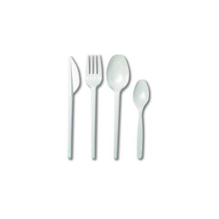 Set Cubiertos Tenedor, Cuchara, Cuchillo y Cucharilla (25 uds)