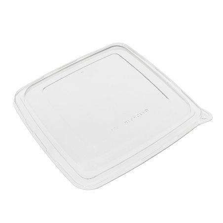 Tapa de Plastico para Envase de 230x230mm (50 Uds)